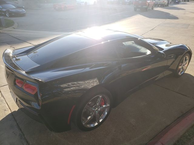 2014 Chevrolet Corvette Stingray Coupe 2LT, NPP, Mylink, Carbon Top, Chromes, NICE in Dallas, Texas 75220
