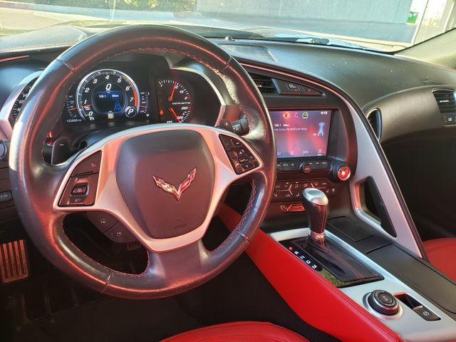 2014 Chevrolet Corvette Stingray Coupe 2LT, NPP, Mylink, Carbon Top, Chromes, NICE in Dallas, Texas 75220