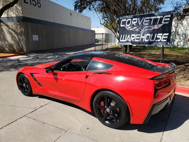 2014 Chevrolet Corvette Stingray Coupe 3LT. NAV, NPP, Remote Start, Black Wheels in Dallas, Texas 75220