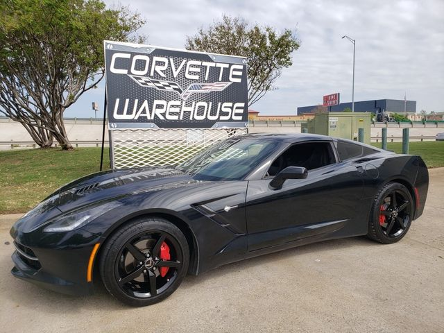 2014 Chevrolet Corvette Stingray Coupe NAV, NPP, Remote Start, 1-Owner
