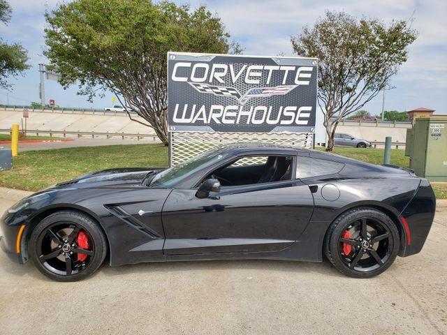 2014 Chevrolet Corvette Stingray Coupe NAV, NPP, Remote Start, 1-Owner in Dallas, Texas 75220