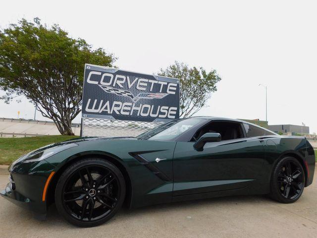 2014 Chevrolet Corvette Stingray Coupe Z51, 2LT, NAV, Remote Start, Blk Alloys 28k in Dallas, Texas 75220