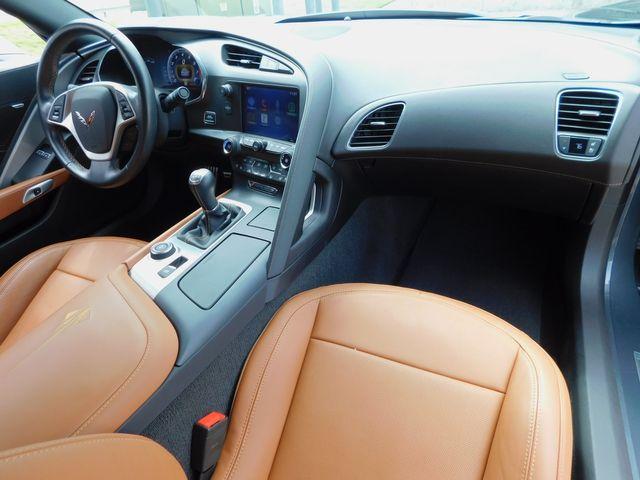2014 Chevrolet Corvette Stingray Coupe Z51, 2LT, NPP, 7-Speed, Mylink, Chromes 6k in Dallas, Texas 75220