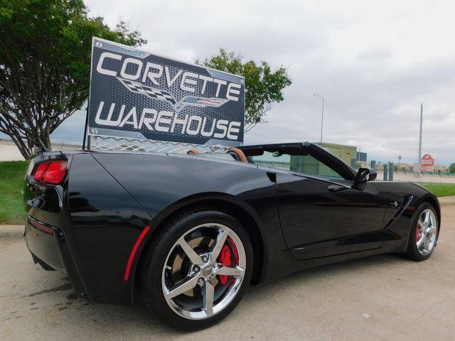 2014 Chevrolet Corvette Stingray Convertible 2LT, NPP, Mylink, Auto, Chromes 14k in Dallas, Texas 75220