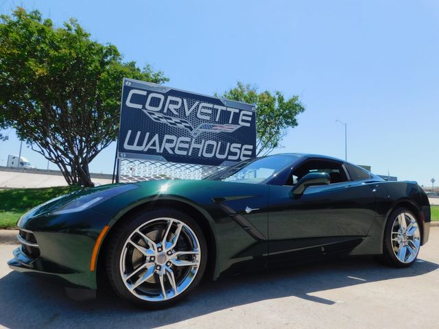 2014 Chevrolet Corvette Stingray Coupe Z51, 3LT, 1/500 Premier Edition, Chromes