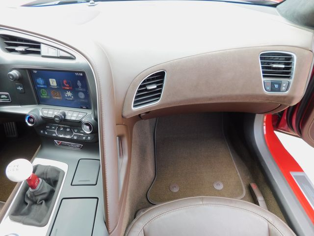 2014 Chevrolet Corvette Stingray Coupe Z51, 3LT, NAV, NPP, PDR, Tasteful Ads in Dallas, Texas 75220