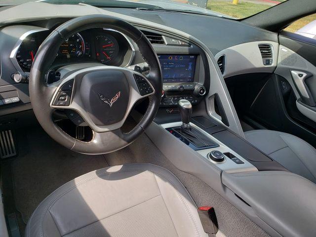 2014 Chevrolet Corvette Stingray Coupe 3LT, NAV, Remote Start, Auto, Chromes 54k in Dallas, Texas 75220