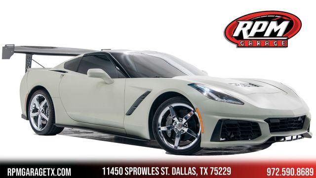 2014 Chevrolet Corvette Stingray 2LT with Many Upgrades