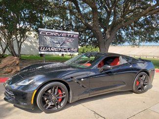 2014 Chevrolet Corvette Stingray Coupe Z51, 3LT, NAV, NPP, Auto, Black Alloys 54k in Dallas, Texas 75220