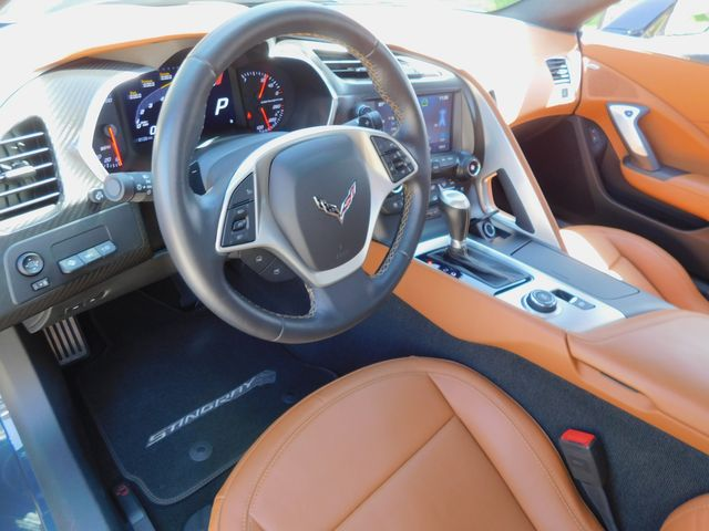 2014 Chevrolet Corvette Stingray Coupe Z51, 3LT, NAV, NPP, IWE, Auto, Only 6k in Dallas, Texas 75220