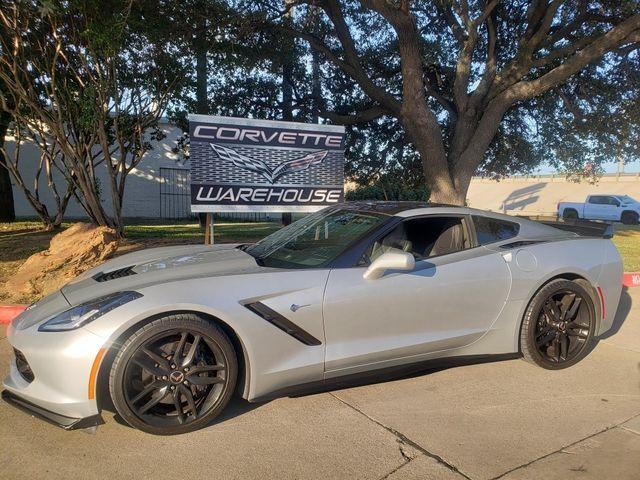2014 Chevrolet Corvette Stingray Coupe Z51, 3LT, NAV, NPP, 7-Speed, 36k in Dallas, Texas 75220