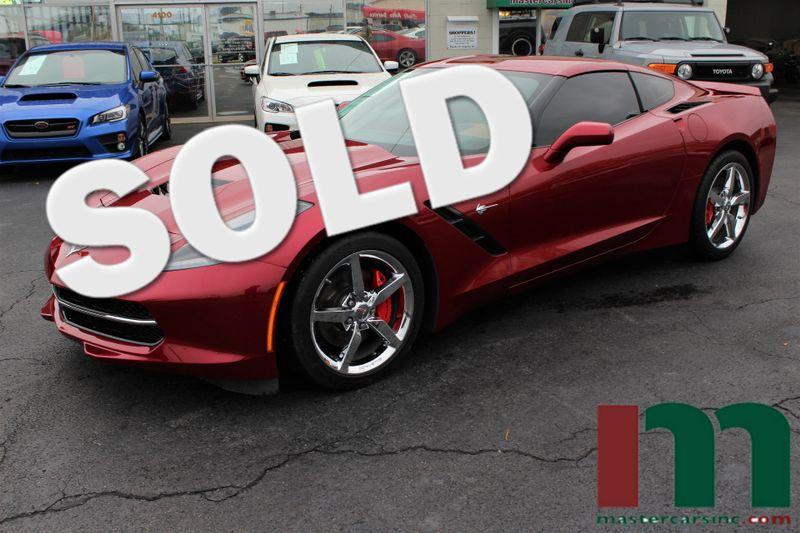 2014 Chevrolet Corvette Stingray 3LT | Granite City, Illinois | MasterCars Company Inc. in Granite City Illinois