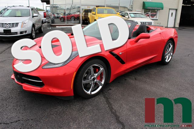 2014 Chevrolet Corvette Stingray 2LT | Granite City, Illinois | MasterCars Company Inc. in Granite City Illinois