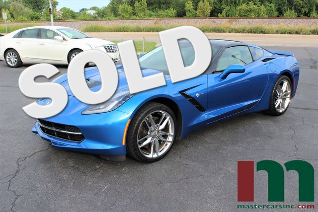 2014 Chevrolet Corvette Stingray Z51 2LT | Granite City, Illinois | MasterCars Company Inc. in Granite City Illinois