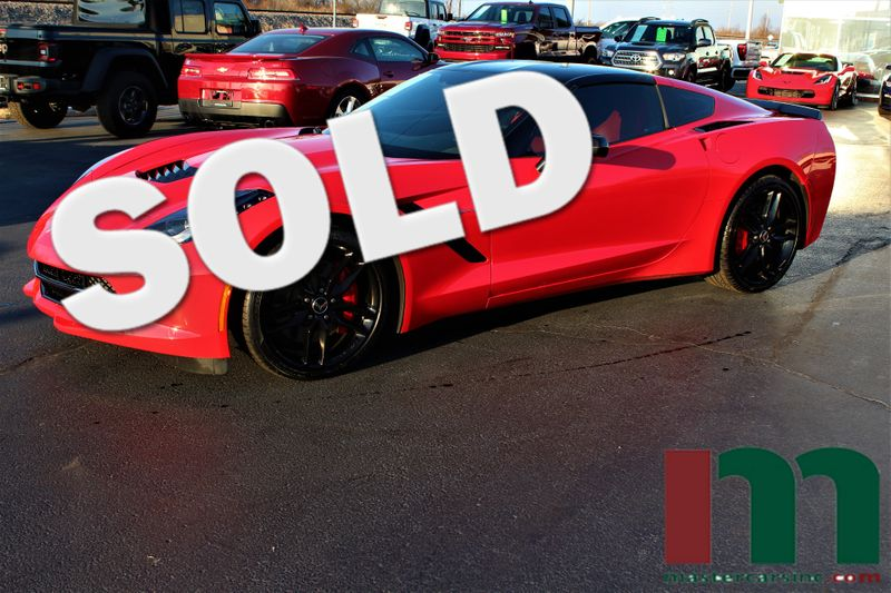 2014 Chevrolet Corvette Stingray Z51 | Granite City, Illinois | MasterCars Company Inc. in Granite City Illinois