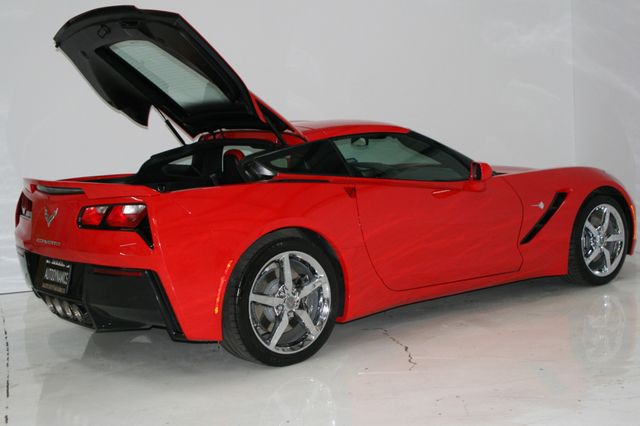 2014 Chevrolet Corvette Stingray 2LT Houston, Texas 24