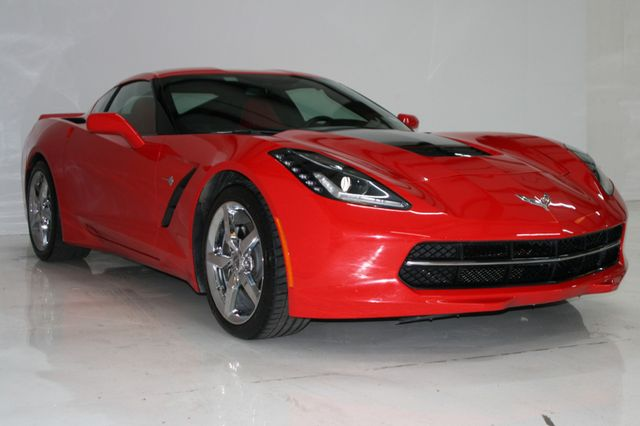 2014 Chevrolet Corvette Stingray 2LT Houston, Texas 3
