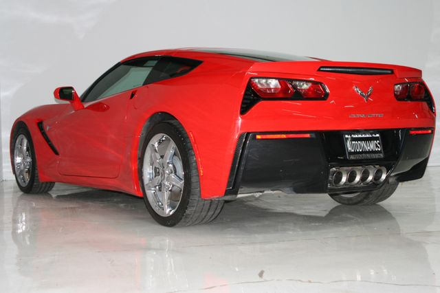 2014 Chevrolet Corvette Stingray 2LT Houston, Texas 8