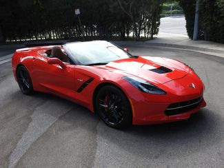 2014 Chevrolet Corvette Stingray Convertible Z51 3LT  city California  Auto Fitnesse  in , California
