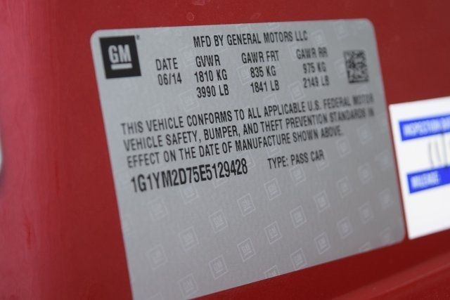 2014 Chevrolet Corvette Stingray Z51 HPA in McKinney Texas, 75070