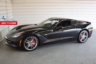 2014 Chevrolet Corvette Stingray Z51 in McKinney Texas, 75070