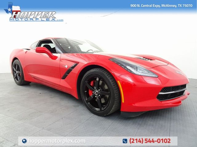2014 Chevrolet Corvette Stingray Base 1LT