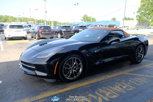 2014 Chevrolet Corvette Stingray 3LT in Memphis, Tennessee 38115