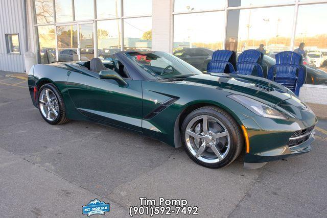 2014 Chevrolet Corvette Stingray 3LT | Memphis, Tennessee | Tim Pomp - The Auto Broker in  Tennessee