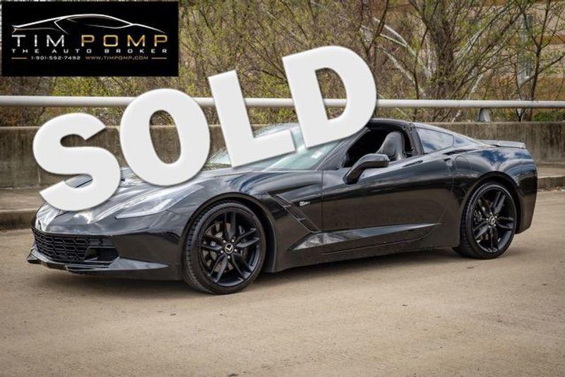 2014 Chevrolet Corvette Stingray Z51 3LT | Memphis, Tennessee | Tim Pomp - The Auto Broker in Memphis Tennessee