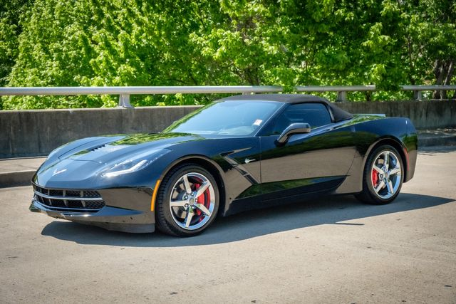 2014 Chevrolet Corvette Stingray 3LT CONVERTIBLE TOP RED CALIPERS in Memphis, Tennessee 38115