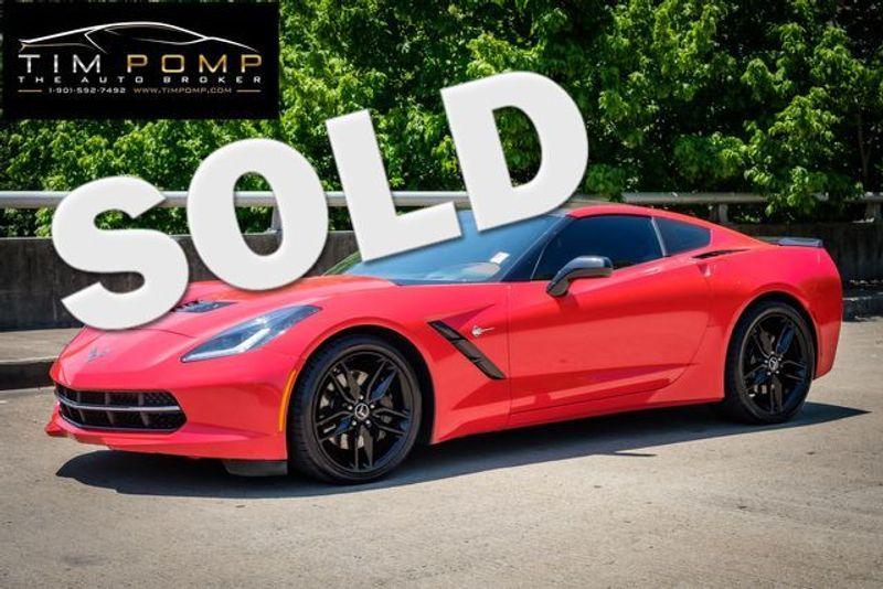 2014 Chevrolet Corvette Stingray Z51 3LT   Memphis, Tennessee   Tim Pomp - The Auto Broker in Memphis Tennessee