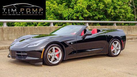 2014 Chevrolet Corvette Stingray 3LT | Memphis, Tennessee | Tim Pomp - The Auto Broker in Memphis, Tennessee