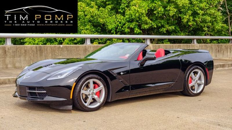 2014 Chevrolet Corvette Stingray 3LT | Memphis, Tennessee | Tim Pomp - The Auto Broker in Memphis Tennessee