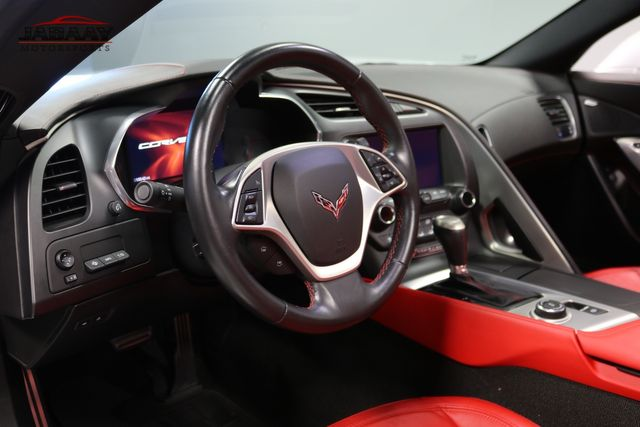 2014 Chevrolet Corvette Stingray 2LT Merrillville, Indiana 10