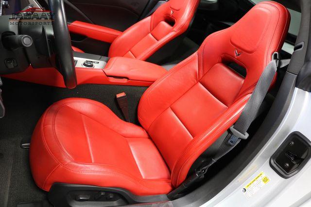 2014 Chevrolet Corvette Stingray 2LT Merrillville, Indiana 12