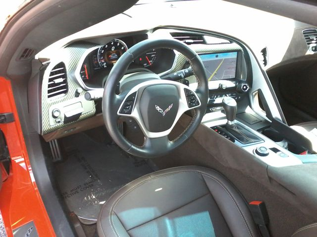 2014 Chevrolet Corvette Stingray 3LT Torch Red San Antonio, Texas 16