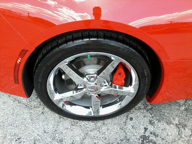 2014 Chevrolet Corvette Stingray 3LT Torch Red San Antonio, Texas 37