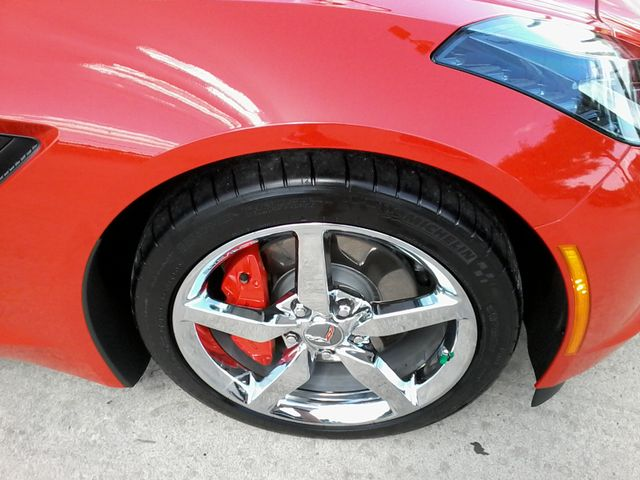 2014 Chevrolet Corvette Stingray 3LT Torch Red San Antonio, Texas 38