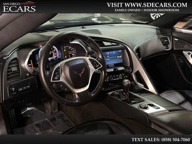 2014 Chevrolet Corvette Stingray Z51 3LT in San Diego, CA 92126