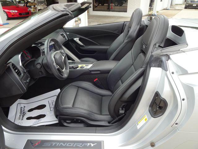 2014 Chevrolet Corvette Stingray Z51 3LT Sheridan, Arkansas 8