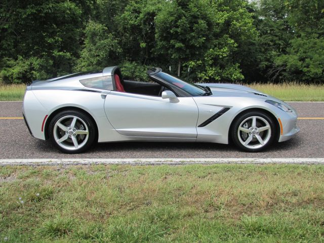 2014 Chevrolet Corvette Stingray 3LT St. Louis, Missouri 1