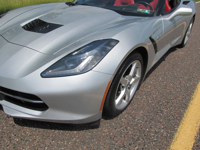 2014 Chevrolet Corvette Stingray 3LT St. Louis, Missouri 10