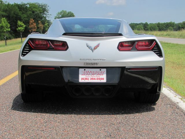 2014 Chevrolet Corvette Stingray 3LT St. Louis, Missouri 5