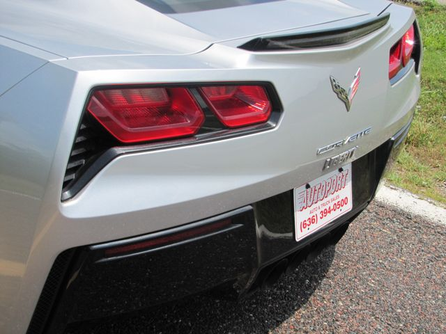 2014 Chevrolet Corvette Stingray 3LT St. Louis, Missouri 6