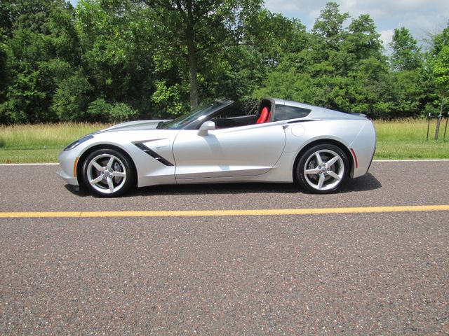 2014 Chevrolet Corvette Stingray 3LT St. Louis, Missouri 8