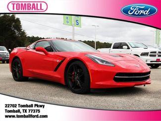 2014 Chevrolet Corvette Stingray Z51 1LT in Tomball, TX 77375