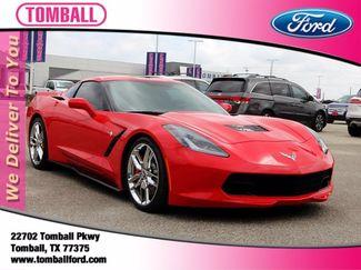 2014 Chevrolet Corvette Stingray Z51 3LT in Tomball, TX 77375
