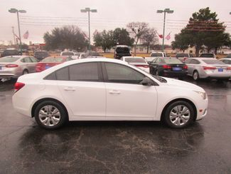 2014 Chevrolet Cruze LS  Abilene TX  Abilene Used Car Sales  in Abilene, TX