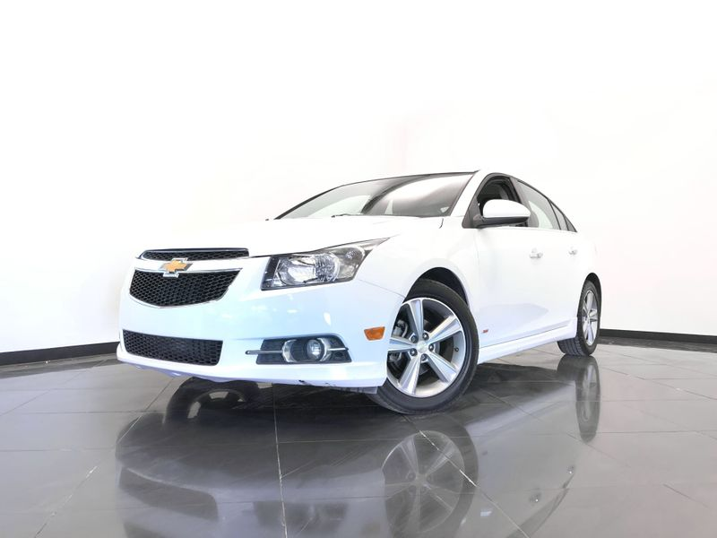 2014 Chevrolet Cruze *Approved Monthly Payments* | The Auto Cave