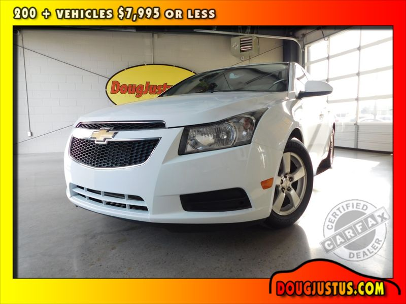 2014 Chevrolet Cruze 1LT  city TN  Doug Justus Auto Center Inc  in Airport Motor Mile ( Metro Knoxville ), TN